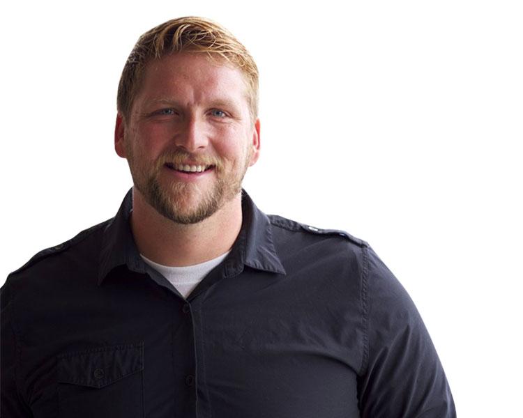 Dr. Tyler Johnson - Chiropractor